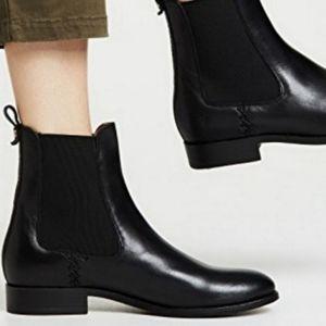 New Frye Melissa Black Chelsea Boot 7.5
